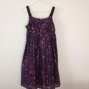 Sequence party dress